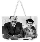 Ernest Hemingway Weekender Tote Bag