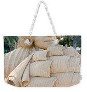 Fairytale Sand Sculpture  Weekender Tote Bag
