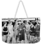 Film Still: Beach Weekender Tote Bag