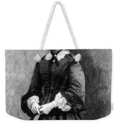 Florence Nightingale, English Nurse Weekender Tote Bag