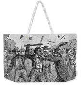 Frederick Douglass Weekender Tote Bag by Granger
