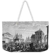 French Revolution, 1790 Weekender Tote Bag