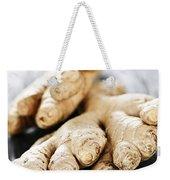 Ginger Root Weekender Tote Bag by Elena Elisseeva