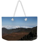 Haleakala Volcano Maui Hawaii Weekender Tote Bag