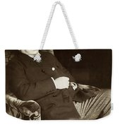 Henry James (1843-1916) Weekender Tote Bag
