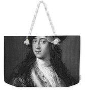 Horace Walpole (1717-1797) Weekender Tote Bag