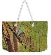 4- Incognito Weekender Tote Bag