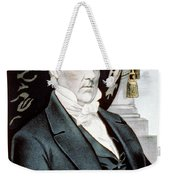 James Buchanan, 15th American President Weekender Tote Bag