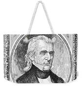 James K. Polk (1795-1849) Weekender Tote Bag