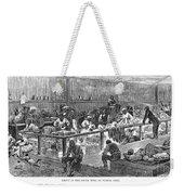 Kansas: Black Exodus, 1879 Weekender Tote Bag