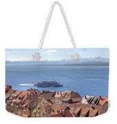 Lake Constance Meersburg Weekender Tote Bag by Joana Kruse