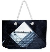 London Southbank Abstract Weekender Tote Bag