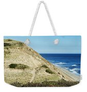 Long Nook Beach Weekender Tote Bag