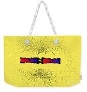 Magnetic Attraction Weekender Tote Bag