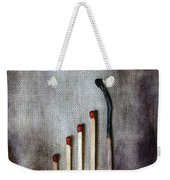 Matches Weekender Tote Bag