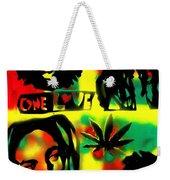 4 One Love Weekender Tote Bag