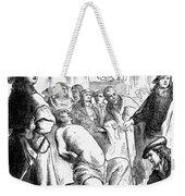 Persecution Of Waldenses Weekender Tote Bag