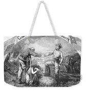 Presidential Campaign, 1864 Weekender Tote Bag