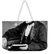 Richard Owen, English Paleontologist Weekender Tote Bag by Science Source