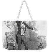 Robert Houdin (1805-1871) Weekender Tote Bag