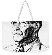 Rudyard Kipling (1865-1936) Weekender Tote Bag