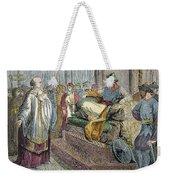 Saladin (1138-1193) Weekender Tote Bag
