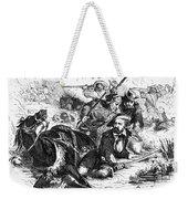 Sam Houston (1793-1863) Weekender Tote Bag