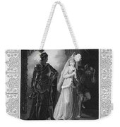 Shakespeare: Henry Vi Weekender Tote Bag