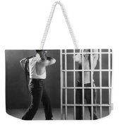 Silent Still: Punishment Weekender Tote Bag