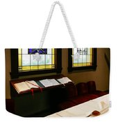 St James Cathedral Weekender Tote Bag