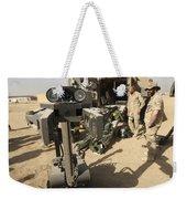 The Teodor Heavy-duty Bomb Disposal Weekender Tote Bag