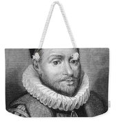 William I (1533-1584) Weekender Tote Bag