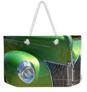 40 Ford - Front Pass Angle-8651 Weekender Tote Bag