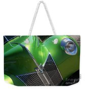 40 Ford - Grill Angle-8659 Weekender Tote Bag