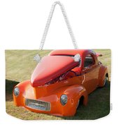 41 Willys Coupe Weekender Tote Bag