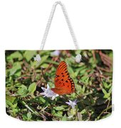 42- Fritillary Butterfly Weekender Tote Bag