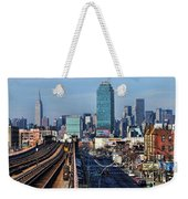 46th And Bliss Weekender Tote Bag