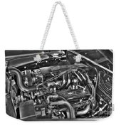 48 Chevy Block Weekender Tote Bag