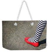 4th July Foot Weekender Tote Bag
