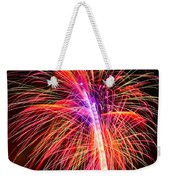 4th Of July - Independence Day Fireworks Weekender Tote Bag