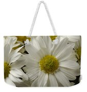 A Bouquet Of Chrysanthemums Weekender Tote Bag