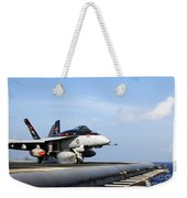 An Fa-18e Super Hornet Launches Weekender Tote Bag