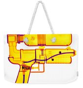An X-ray Of A Squirt Gun Weekender Tote Bag