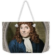 Anton Van Leeuwenhoek, Dutch Weekender Tote Bag