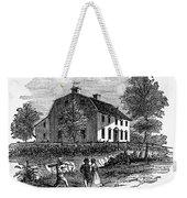 Benedict Arnold (1741-1801) Weekender Tote Bag