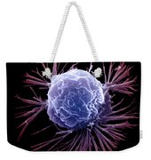 Breast Cancer Cell Weekender Tote Bag