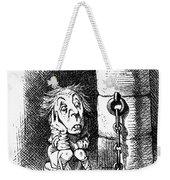 Carroll: Looking Glass Weekender Tote Bag
