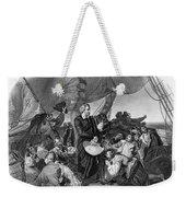 Christopher Columbus Weekender Tote Bag