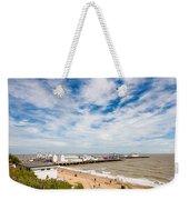 Clacton Pier Weekender Tote Bag