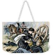 Clara Barton (1821-1912) Weekender Tote Bag